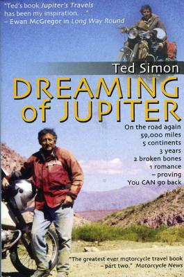 Dreaming of Jupiter By Simon, Ted